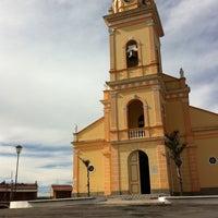 Photo taken at Igreja Santo Antônio by Márcia de Campos L. on 6/28/2012