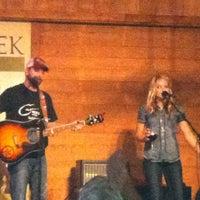 Photo taken at Buffalo Creek Winery by Melinda D. on 5/5/2012
