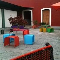 Photo taken at Traspatio Café by Anniie F. on 7/16/2012