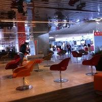 Photo taken at Terminal 2B by Cyril J. on 9/12/2012