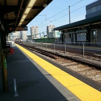 Photo taken at MBTA Science Park / West End Station by Gshocker on 7/17/2012