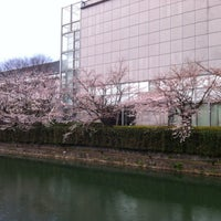 Photo taken at National Museum of Modern Art, Kyoto by Takumi T. on 4/5/2012