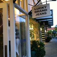 Photo taken at Lucky Brand by Bryden M. on 5/8/2012