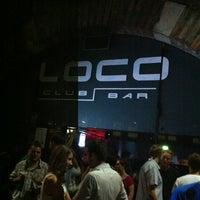Das Foto wurde bei Club Loco von J. am 7/11/2012 aufgenommen