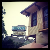 Photo taken at Liuzza's By The Track by Thomas B. on 5/6/2012