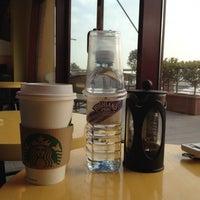 Photo taken at Starbucks by Abdulrahman on 3/3/2012