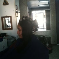 Photo taken at Peluqueria Gina by Catalina M. on 8/18/2012