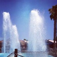 Photo taken at Waterworld California by Karen K. on 7/15/2012