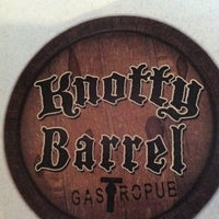 Photo taken at Knotty Barrel by Emiliano M. on 6/22/2012