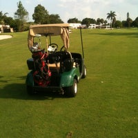 Photo taken at Country Club of Miami by Joaquin L. on 6/30/2012