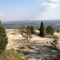 Photo taken at Stone Mountain Summit by Colin J. on 3/20/2012