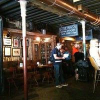 Photo taken at The Porterhouse at Fraunces Tavern by Brian B. on 9/7/2012