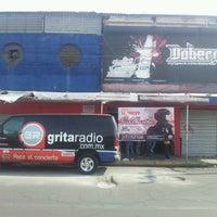 Photo taken at Doberman Bar Aragón by GritaRadio on 5/17/2012