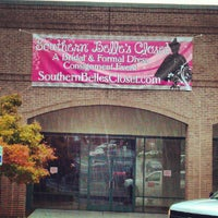 Photo taken at Southern Belles Closet by Nathan P. on 9/3/2012