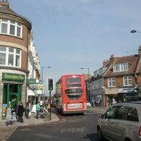 Photo taken at Richmond High Street by Königin U. on 4/30/2012