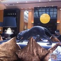 Photo taken at Hyatt Paris Madeleine by Liliia M. on 8/5/2012