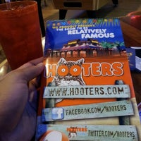 Photo taken at Hooters by Julian M. on 3/24/2012