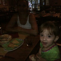 Photo taken at Osteria Cinque Di Vino by Necdet B. on 8/19/2012