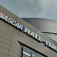 Photo taken at NASCAR Hall of Fame by Cameron W. on 9/4/2012