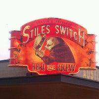 Photo taken at Stiles Switch BBQ & Brew by John S. on 5/30/2012