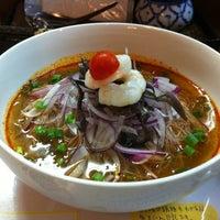 Photo taken at タイ料理レストラン トムヤムクン by masatoshi s. on 7/2/2012