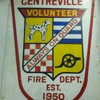 Photo taken at Centreville Volunteer Fire Department Station 17 by Sean S. on 3/22/2012