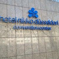 Das Foto wurde bei Hotel Nikko Düsseldorf von Kaichiro S. am 3/23/2012 aufgenommen