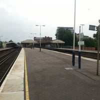 Photo taken at Basingstoke Railway Station (BSK) by Shaun S. on 7/6/2012