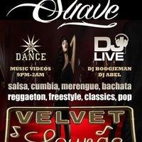 Photo taken at Brandi's Velvet Lounge by DJ Boogieman on 5/4/2012