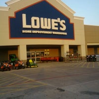 Photo taken at Lowe's Home Improvement by Renee F. on 5/31/2012