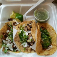 Photo taken at R&R Taqueria by Pete C. on 6/18/2012