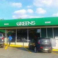 Photo taken at Green's Beverages by Pink Sugar Atlanta N. on 6/4/2012