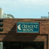 Photo taken at Crescent Moon Ale House by Vernon J on 5/13/2012