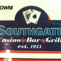 Photo taken at Southgate Casino Bar & Grill by Ashley S. on 4/13/2012
