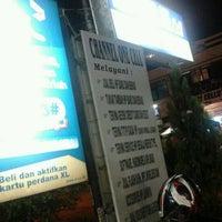 Photo taken at Jalan Rappocini Raya by Andy S. on 3/10/2012