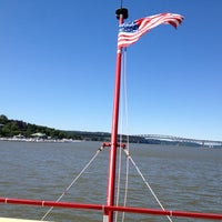 Photo taken at River Rose Party Boat by Barnabas on 6/27/2012