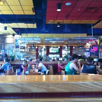 Photo taken at Red Robin Gourmet Burgers by Trey B. on 4/14/2012