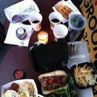 Photo taken at La Mesa Food Truck Gathering by . on 8/4/2012