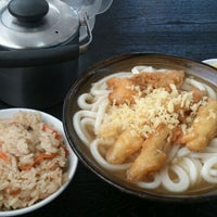 Photo taken at Maki no Udon by ぷよ ぷ. on 5/16/2012