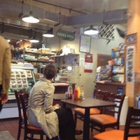 Photo taken at Jasmin's Cafe by Aaron E. on 4/9/2012