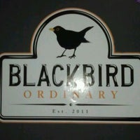 Photo taken at Blackbird Ordinary by Christian R. on 2/26/2012