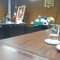 Photo taken at Metropolitan Police Division 5 by พรพัฒนศักดิ์ พ. on 8/9/2012