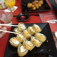 Photo taken at Mr. Miyagi Sushi Bar by Jorge A. on 6/30/2012
