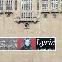 Снимок сделан в Civic Opera House пользователем Kurt U. 10/26/2011