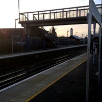 Photo taken at Lower Sydenham Railway Station (LSY) by Ron B. on 12/28/2011