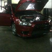 Photo taken at Carmen ™ autotech by dila rizky M. on 9/17/2011