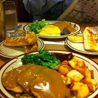 Photo taken at Denny's by Angela on 11/25/2011