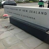 Photo taken at National Aquarium of New Zealand by Mark U. on 3/30/2012