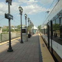 Photo taken at NJT - West Side Avenue Light Rail Station by The Official Khalis on 11/20/2011