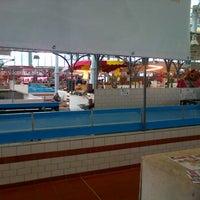 Photo taken at Les Halles by Erwan B. on 6/13/2012